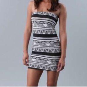 American Apparel Iconic Too Short Tube Dress